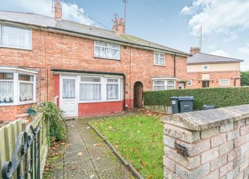 Thumbnail 2 bed terraced house for sale in Poole Crescent, Harborne, Birmingham