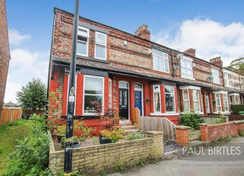 Thumbnail 4 bed end terrace house for sale in Roseneath Road, Urmston, Manchester