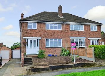 Thumbnail 3 bed semi-detached house for sale in Nuthurst Road, Longbridge