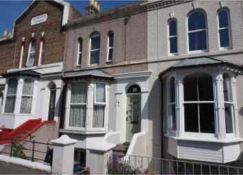 Thumbnail 4 bed terraced house for sale in South Eastern Road, Ramsgate