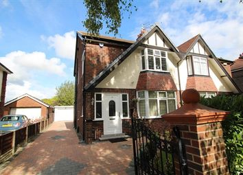 Thumbnail 3 bed property for sale in Parklands Drive, Preston