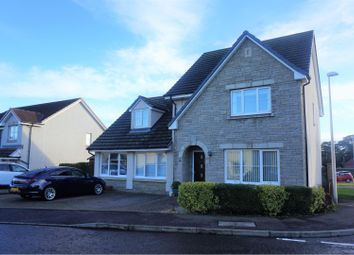 Thumbnail 5 bed detached house for sale in Esk Gardens, Carnoustie