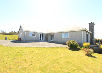 Thumbnail 3 bed detached bungalow for sale in Rhosgadfan, Caernarfon