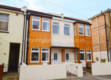 Thumbnail 3 bed terraced house for sale in Seaview Road, Southend-On-Sea, Essex