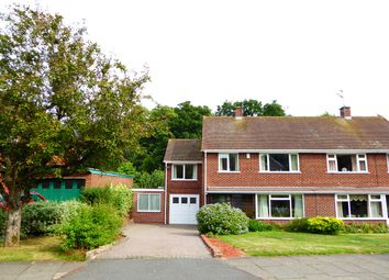 Thumbnail 4 bedroom semi-detached house for sale in St Denis Road, Birmingham