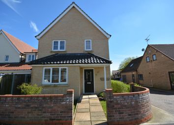 Thumbnail 4 bed detached house for sale in The Street, Blundeston, Lowestoft