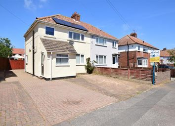 Thumbnail 3 bed semi-detached house for sale in Cavell Square, Deal, Kent