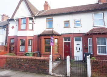 Thumbnail 3 bed terraced house for sale in Alexandra Road, Crosby