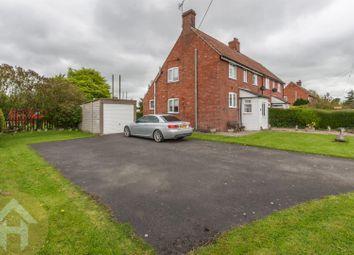 Thumbnail 3 bed semi-detached house for sale in Chippenham Road, Lyneham, Chippenham