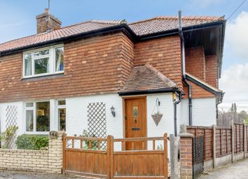 Thumbnail 4 bed semi-detached house for sale in Seal Road, Sevenoaks, Kent