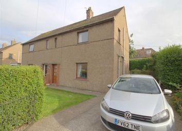 Thumbnail 2 bed semi-detached house for sale in Springdale, Tweedmouth, Berwick-Upon-Tweed