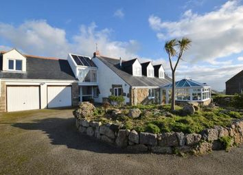 Thumbnail 4 bed cottage for sale in Porthcurno, Churchtown, Penzance, Cornwall