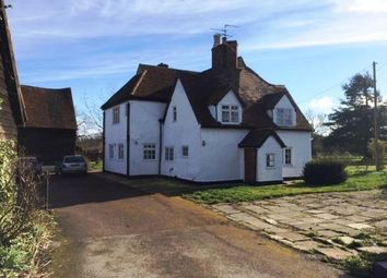 Thumbnail 4 bed property for sale in Friends Green, Weston, Hitchin
