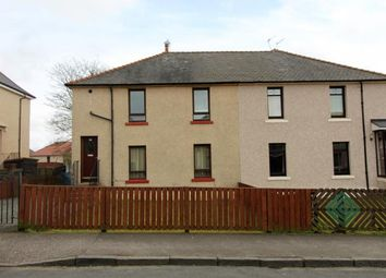 Thumbnail 2 bed flat for sale in 88 Lanrigg Road, Fauldhouse, Fauldhouse