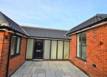 Thumbnail 3 bed detached bungalow for sale in Annis Hill, Bungay