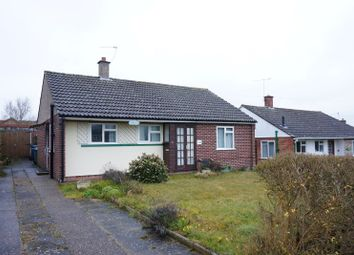 Thumbnail 3 bed bungalow for sale in Hillside Road West, Bungay, Suffolk