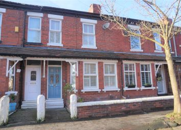 3 bed terraced house for sale in Delamere Road, Urmston, Manchester M41
