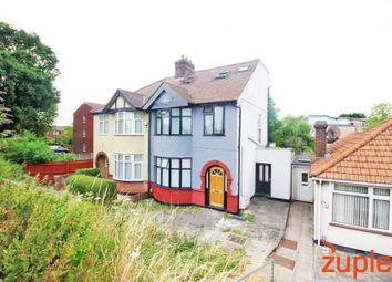 Thumbnail 4 bed terraced house for sale in Bullsmoor Lane, Enfield