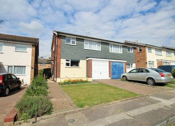 Thumbnail 3 bed semi-detached house for sale in Broadlands Way, Colchester, Essex