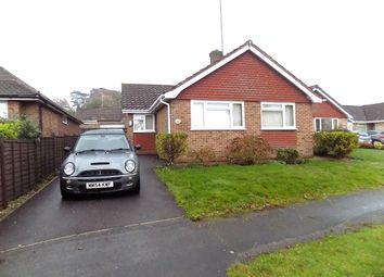 Thumbnail 3 bed detached bungalow for sale in Fairview Drive, Hythe
