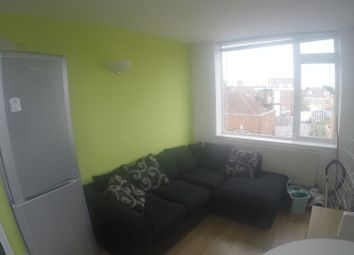 Thumbnail 3 bed flat to rent in Waterloo Road, Winton, Bournemouth