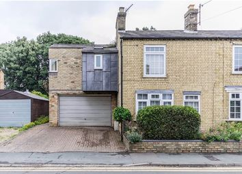 Thumbnail 3 bedroom end terrace house for sale in Station Road, Histon, Cambridge
