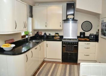 Thumbnail 4 bed terraced house to rent in Hartfield Road, Chessington