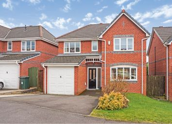 Thumbnail 4 bed detached house for sale in Lords Wood Close, Chorley