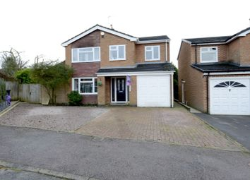 4 bed detached house for sale in Willesley Gardens, Ashby-De-La-Zouch LE65