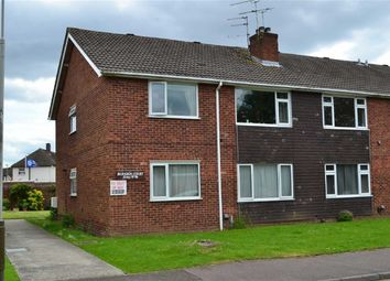 Thumbnail 2 bed flat for sale in Bursdon Close, Leicester