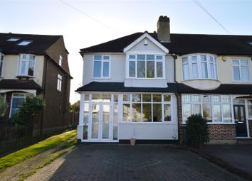 Thumbnail 3 bed end terrace house for sale in Inveresk Gardens, Worcester Park