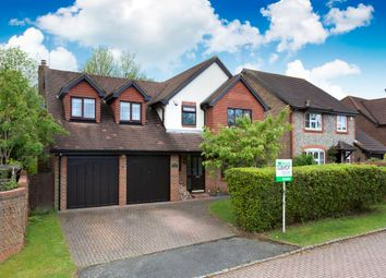 Thumbnail 4 bed detached house for sale in Tennyson Close, Horsham