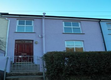 Thumbnail 2 bed terraced house to rent in Llanychaer, Fishguard