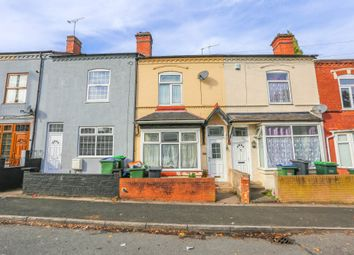 Thumbnail 2 bed terraced house to rent in Cheshire Road, Smethwick