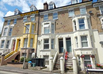 Thumbnail Studio to rent in Flat, Templar Street, Dover