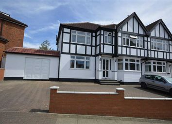 Thumbnail 5 bed property for sale in Lindsay Drive, Kenton, Middlesex