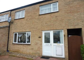 Thumbnail 3 bedroom terraced house for sale in West Drive Gardens, Soham, Ely