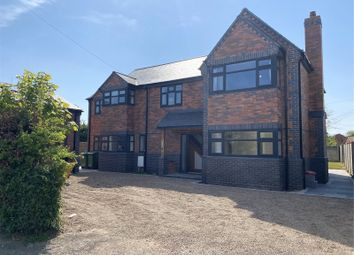 Thumbnail 4 bed detached house for sale in Upper Wick Lane, Rushwick, Worcester