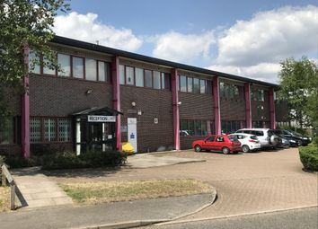 Thumbnail Industrial to let in Unit G, City Park, Swiftfields, Welwyn Garden City