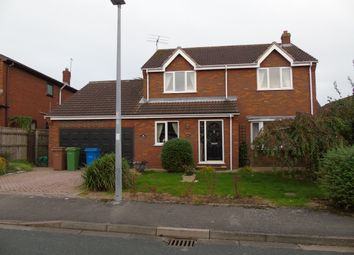 Thumbnail 4 bed detached house for sale in Cheyne Walk, Hornsea
