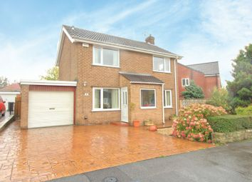 Thumbnail 3 bed detached house for sale in St. Philips Drive, Chesterfield