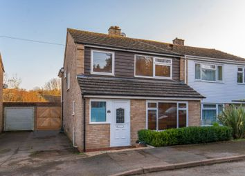 4 bed semi-detached house for sale in Easington Road, Dane End, Ware SG12