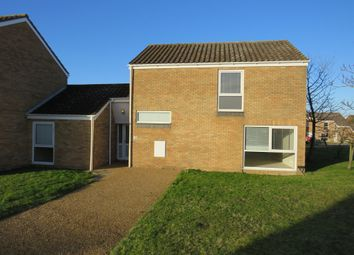 Thumbnail 4 bed terraced house for sale in Radcliffe Road, Raf Lakenheath, Brandon