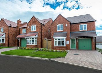 Thumbnail 4 bed detached house for sale in Church Aston, Newport