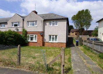 Thumbnail 2 bed flat for sale in Gorse Road, Woodford Halse, Northants
