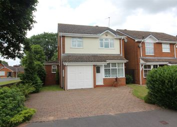 Thumbnail 3 bed detached house for sale in Thebes Close, Millisons Wood, Coventry