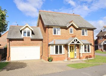 St. Helens Way, Benson, Wallingford OX10. 4 bed detached house for sale