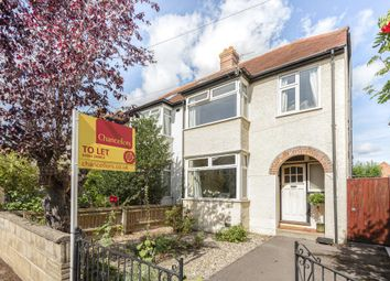 Thumbnail 3 bed semi-detached house to rent in Northampton Road, Oxford