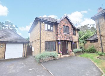 Thumbnail 4 bed detached house to rent in Woodlands, Harmans Water, Bracknell, Berkshire