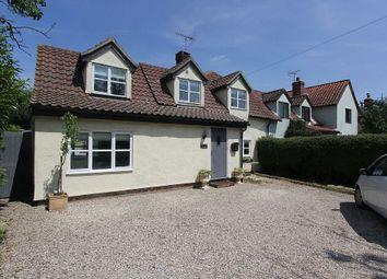 Thumbnail 4 bed cottage for sale in Howlett End, Wimbish, Saffron Walden, Essex